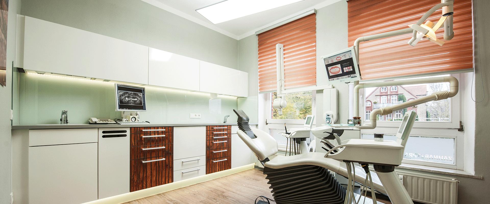 Willkommen in unserer Zahnarztpraxis